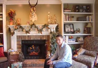 Beau @ Christmas