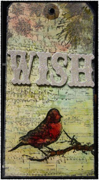 Bird tag