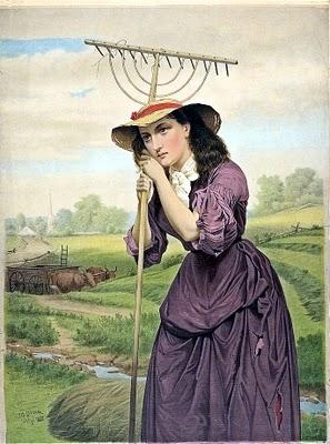 Gardenladyb