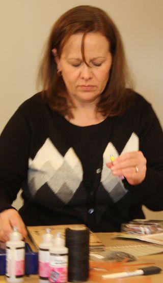 Mary D