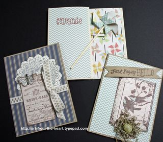 Savvy Stampers Cards