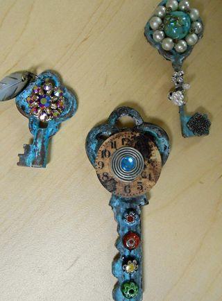 Keys M