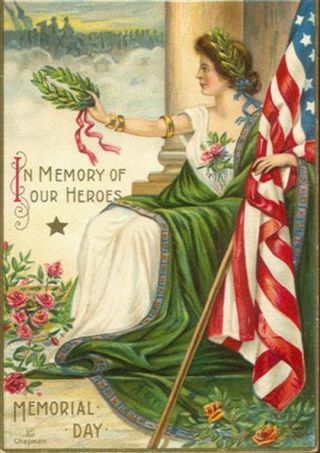 Vintage Memorial Day