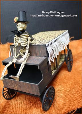 Funeral coach