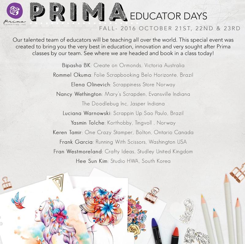 Prima Educators Day