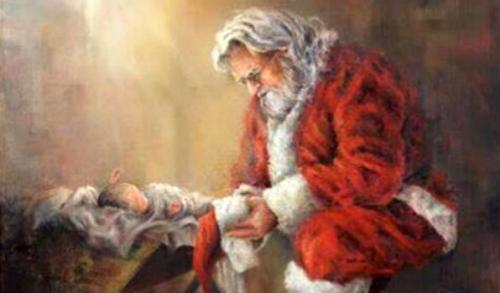Santa-jesus