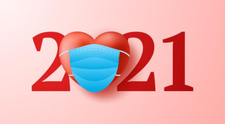 Valentine-day-2021-heart-realistic-3d-with-medical-face-mask-concept-background_7280-4924